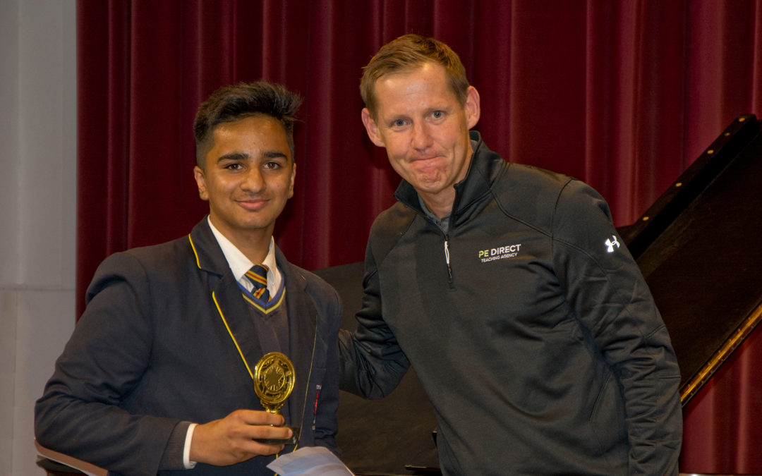 Cathays High School Prize Giving Evening…