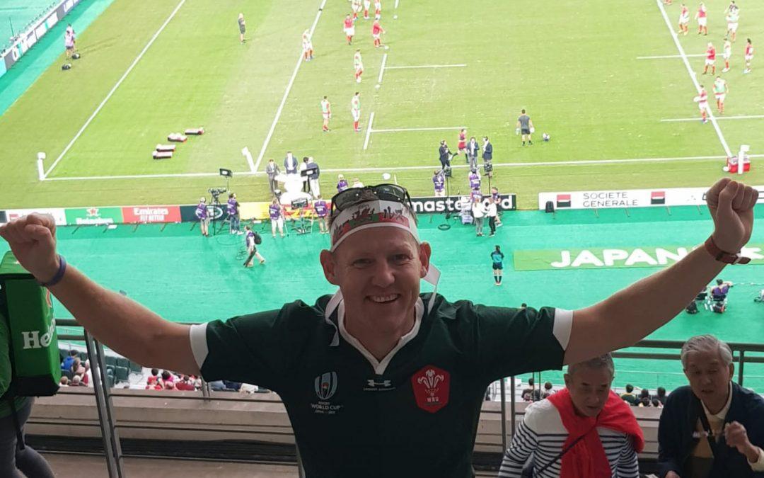 Wales v France…