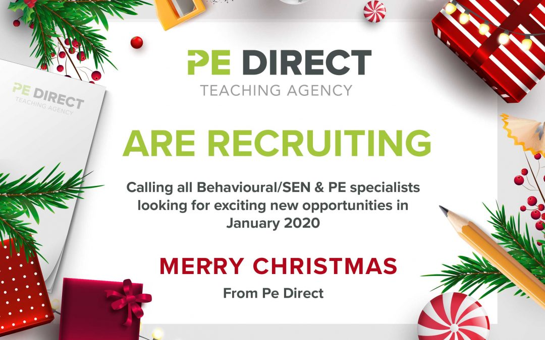 Pe Direct are Recruiting!