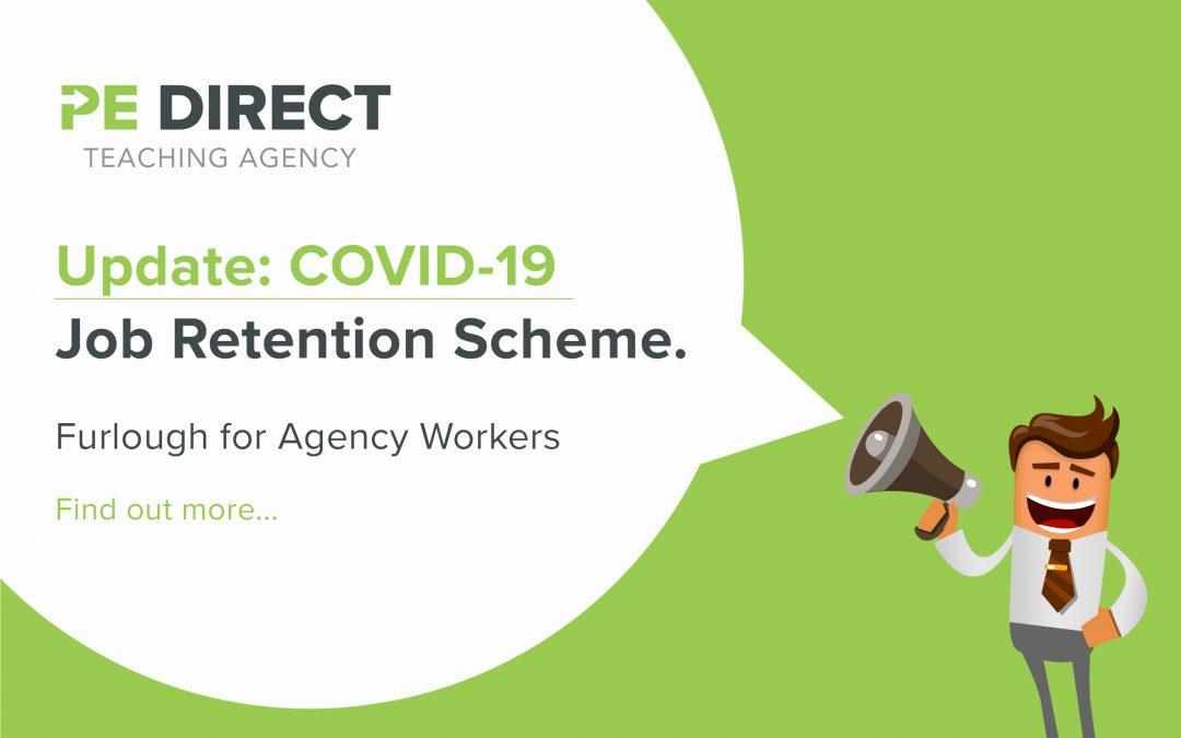 Update: COVID-19 Job Retention Scheme.