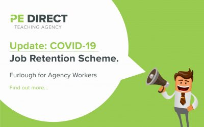 Update: COVID-19 Job Retention Scheme.