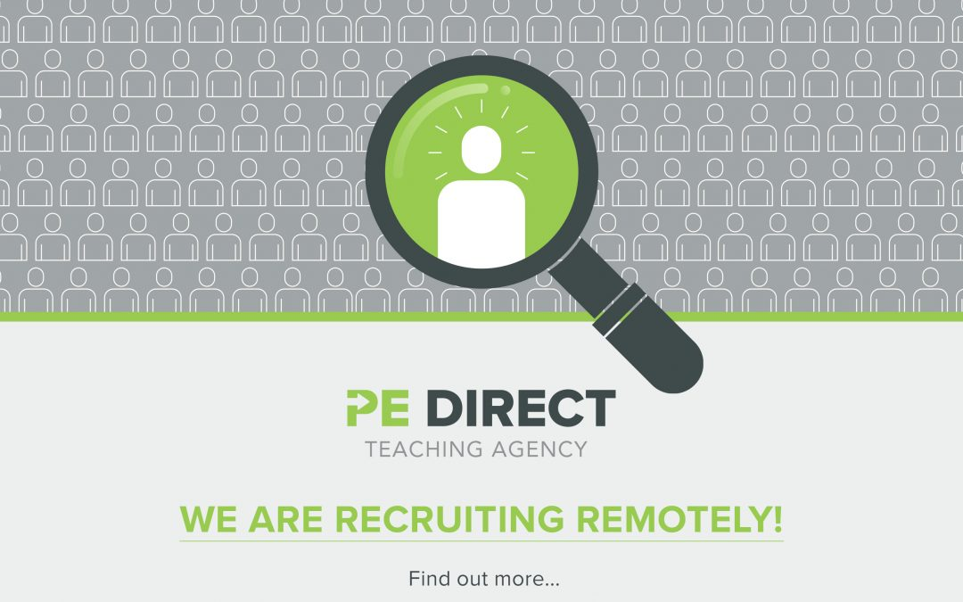Remote recruiting with Pe Direct