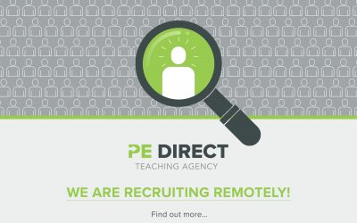 We are recruiting remotely!